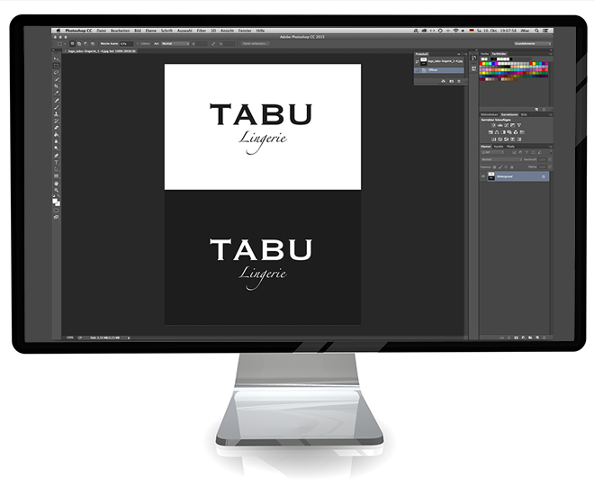 TABU Lingerie – Corporate Design